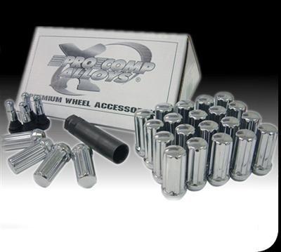(Pro Comp Wheels 1001KEY Lug Nut Key For Use With 26xxx Lug Nuts Lug Nut Key)
