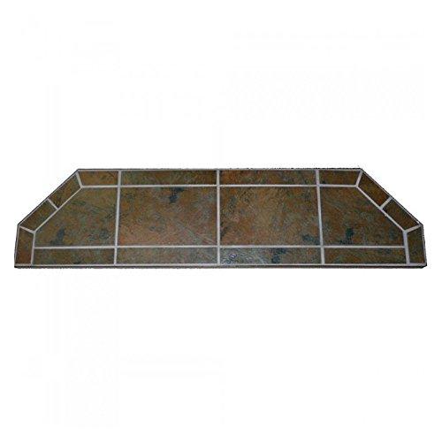Steel-Africana-Hearth-Safe-Pad