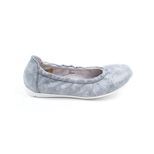 Ballerinas GBB Ramdam Free Granite 13e53913 Grey efPtSeY