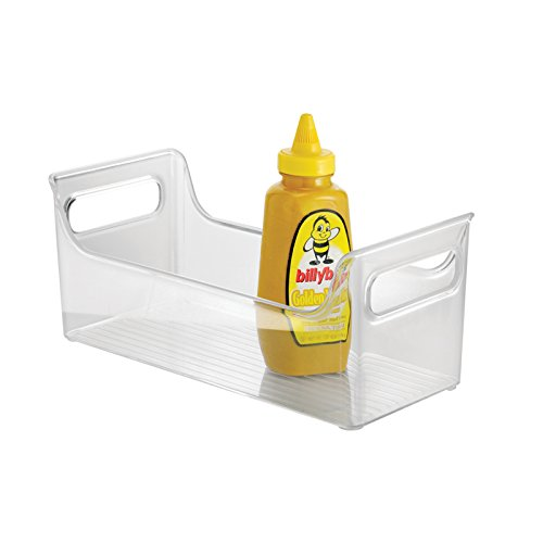 mDesign Condiment Container Refrigerator Cabinets