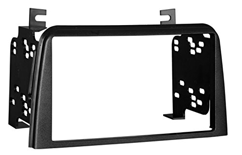Metra 95-3105 Double DIN Installation Dash Kit for 1995-1999 Saturn Vehicles