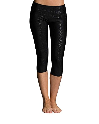Onzie Yoga Sprinter Capri 272 Glam Oho (Glam Oho, Medium/Large) ()