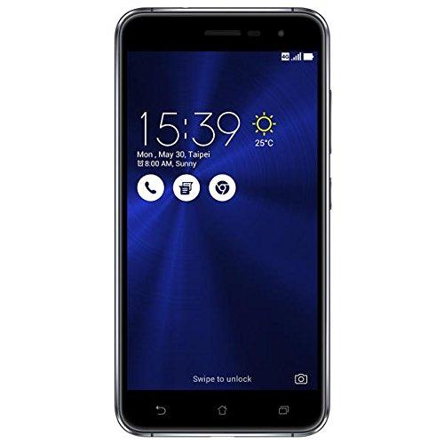 ASUS ZenFone 3 ZE520KL-1A030WW SIM doble 4G 32GB Negro - Smartphone (13,2 cm (5.2