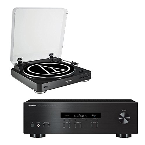 Yamaha Bluetooth Receiver AT LP60 USB Turntable