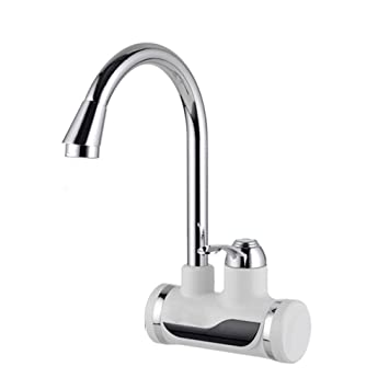Amazon Com Instant Tankless Electric Hot Water Heater Faucet