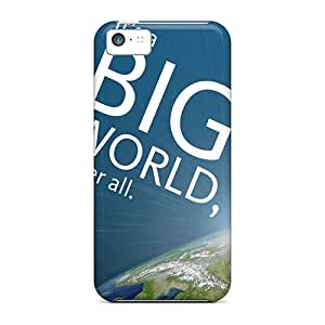 Premium Protective Hard Cases For Iphone 5c- Nice Design - Black Friday