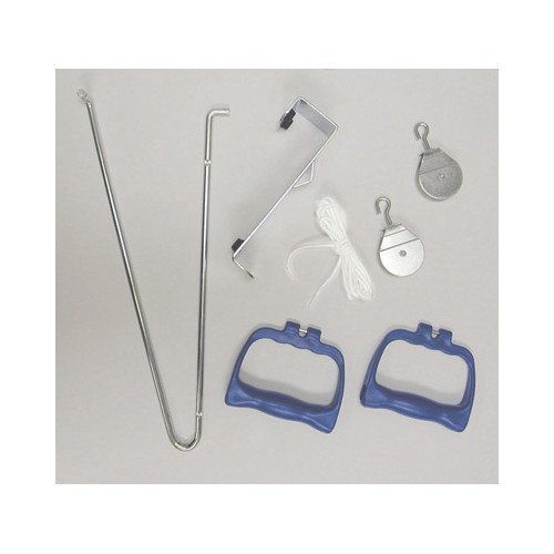 Briggs Healthcare Exercise Pulley Set - Over The Door