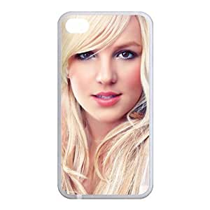 Custom Britney Back Case for iphone4,4S Designed by HnW Accessories