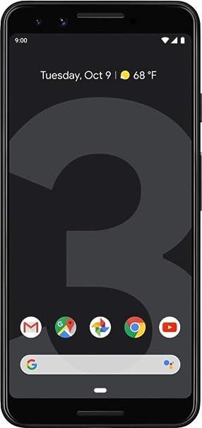Amazon com: Google - Pixel 3 - Factory Unlock (Verizon