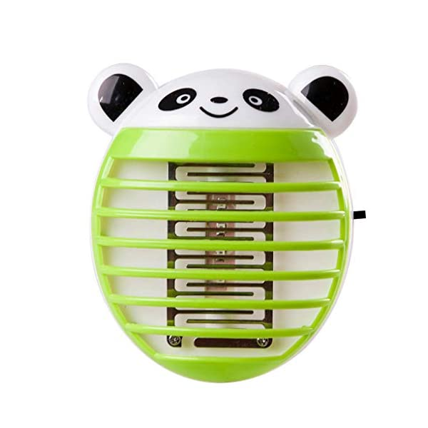 Zanzara Trappola per Interni, Mosquito Killer Light Safe USB, Plug, Basso Consumo, Ultra-Silenzioso, LED Zanzara Killer… 1 spesavip