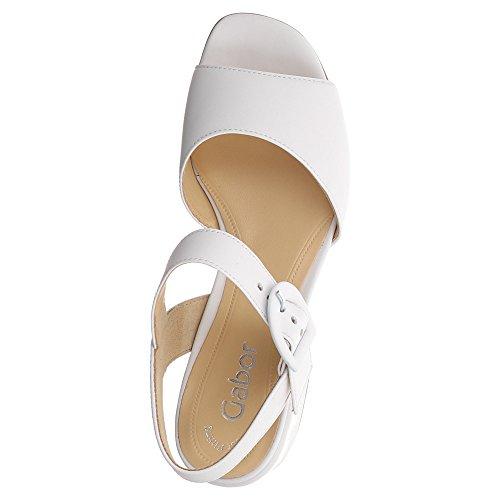 Gabor Sandalias de Vestir Para Mujer Blanco