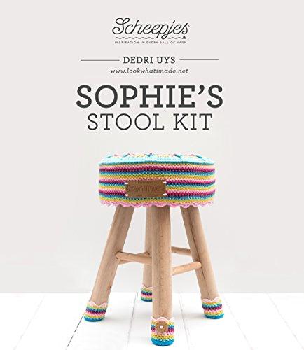 Sophie's Stool Kit by Scheepjes