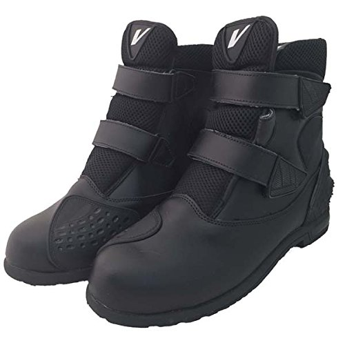 Vega Night Train Boots (Black, Size 11)
