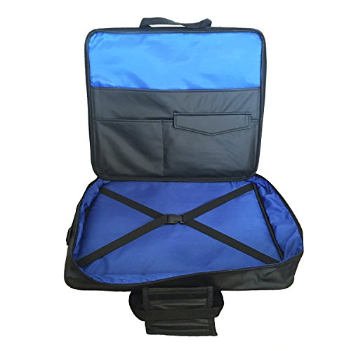 Superior mm/WM Regalia suave caso/delantal soporte bolsa de hombro, Imitation Leather Corduroy
