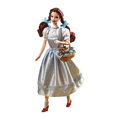 Wizard of Oz: Dorothy Barbie Doll: Toys & Games