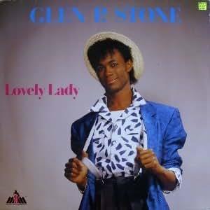 Glen P. Stone - Lovely Lady - Modern Records Munich - M 8702