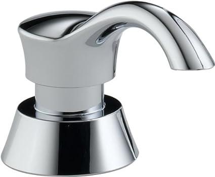 Grifo Delta RP50781 Gala, jabón/dispensador de loción, cromo