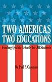 Two Americas, Two Educations, Paul Cummins, 1597096881