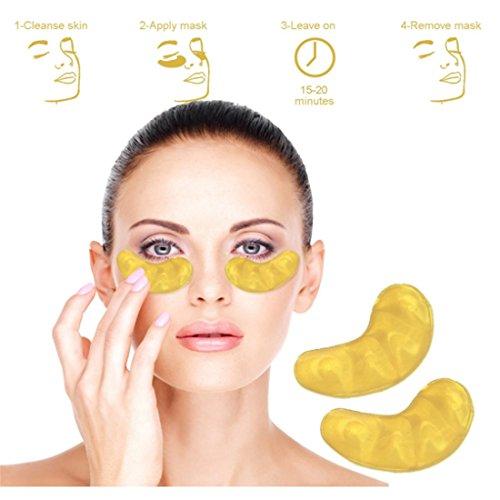 GUAngqi Gold Eye Mask Collagen Eye