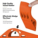 Wundermax Door Stopper Rubber Door Stop Wedge