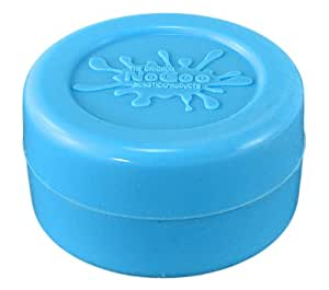 NoGoo Nonstick Silicone Large Jar (Holds Approx 10ml) - Assorted Colors (Blue)