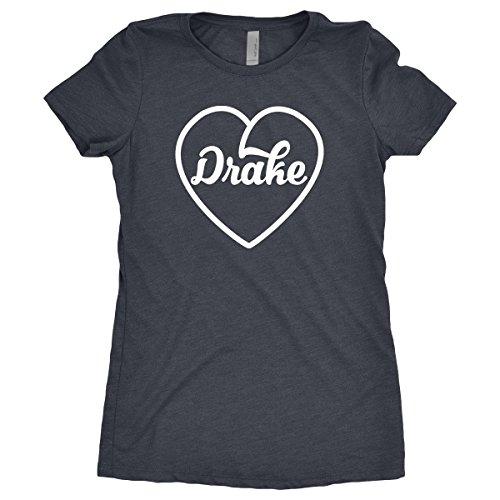 Drake Heart Shirt Love Tee Womens Clothing Women's