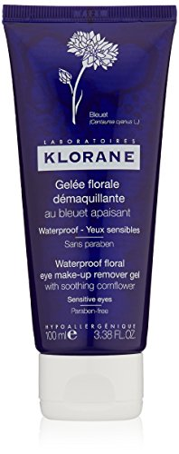 Klorane Soothing Eye Makeup Remover - 4