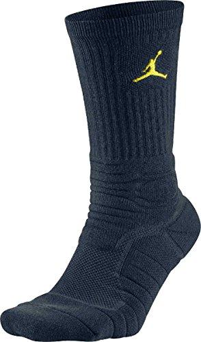 Nike Jordan Ultimate Flight Crew Socks Adult Size 8-12/Large