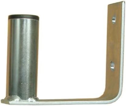 Soporte robusto anclaje de pared, tejado para antena satelite, parabólica, televisión exterior hierro. Soporte pared para antena. Soporte para ...