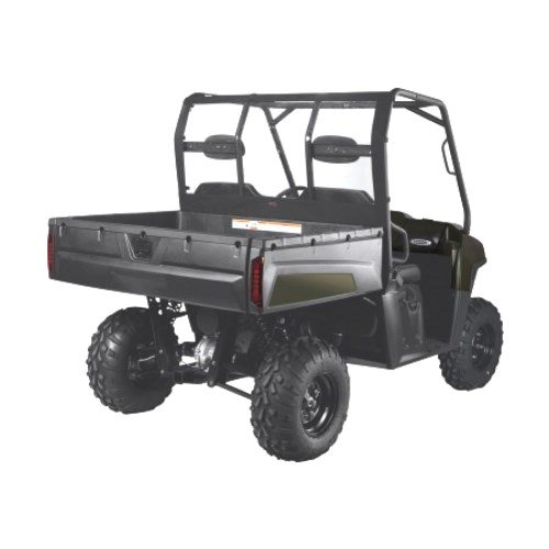 Classic Accessories QuadGear UTV Rear Window For Polaris Ranger, Black
