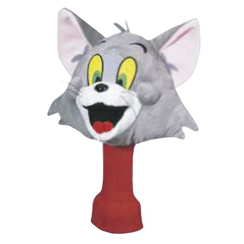 Tom the cat (Tom & Jerry) 460 cc Golf Driver Headcover [JAPAN]