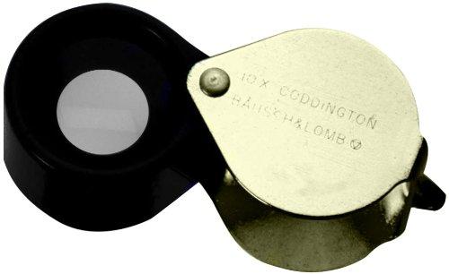 Bausch & Lomb Coddington Magnifier, 10x Bausch And Lomb Magnifying Glass