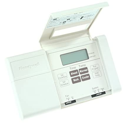 honeywell magicstat 32 ct3200 programmable thermostat programmable rh amazon com Fan Honeywell Ct3200a 1001 Setting honeywell thermostat ct3200a1001(1) manual