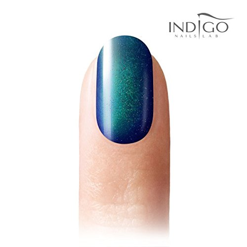 INDIGO LOOSE GLITTER MERMAID EFFECT BLACK 02 (new)