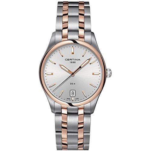 Hombre Certina DS-4 reloj c0224102203100