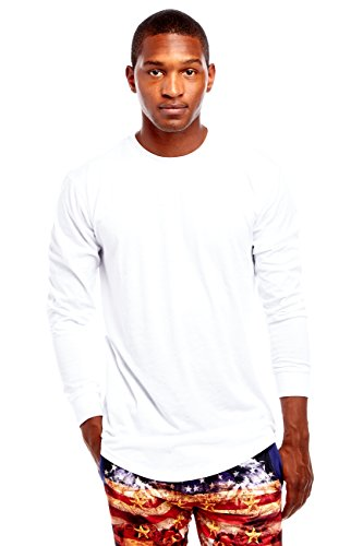 Mens Amazing Hot Soft Muscle Slim Fit Fits Long Sleeve (Amazing Tee)