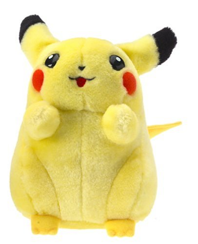 Pokemon Electronic Plush: Pikachu