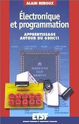 Électronique et programmation : Apprentissage autour du microcontrôleur 68HC11