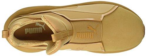 Chaussures Beige taffy Fitness Naturals Nbk Femme De Puma Fierce TwqU7tUS