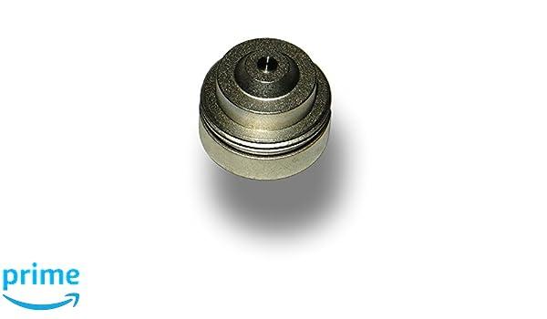 Danfoss - Adaptador plateado para válvula «Orkli», referencia: 014G0257: Amazon.es: Bricolaje y herramientas