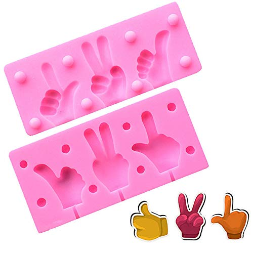 Food Grade Silicone Cake Mold DIY Chocalate Cookies Ice Unique Tray Baking Tool