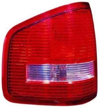 Go-Parts for 2007-2010 Ford Explorer Sport Trac Rear Tail Light Lamp Assembly // Lens // Cover 8A2Z13405A FO2800199 Replacement 2008 2009 Driver Left