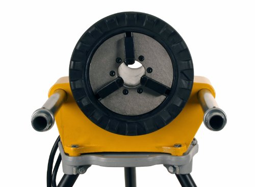 Steel Dragon Tools 300 Power Drive and 1206 Stand for Roll Grooving or Pipe Threading fits RIDGID 41855 42360 by Steel Dragon Tools (Image #2)