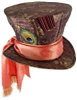 elope Disney's Alice in Wonderland MadHatter Hat