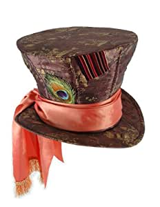 Disney Mad Hatter Hat for Adult Men and Women by elope