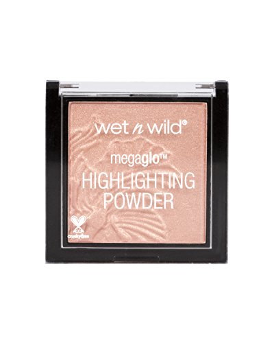 wet n wild Mega Glow Highlighter, Crown of My Canopy, 5.4 Gram