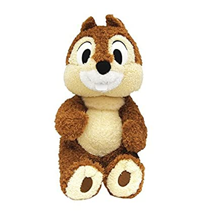 Amazon.com: Chip stuffed (Fluffy) chip and Dale Disney Christmas ...