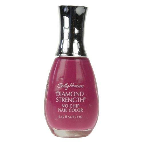 Sally Hansen Diamond Strength #45 Fuchsia Bling Bling PACK OF 2