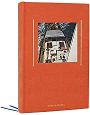 Slim Aarons: Great Escapes (Hardcover Journal: Coral Red)