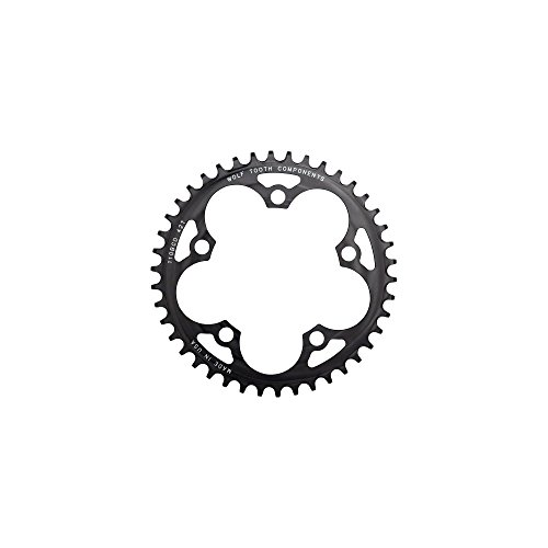 Wolf Tooth Components Drop-Stop Chainring - 110 BCD - 38T 38